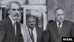 Əbülfəz Elçibəy və Heydər Əliyev