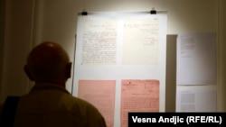 Pisma i poruke antifašista iz Banjičkog logora