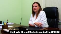 Liliya Leonidova, member of Odesa city council