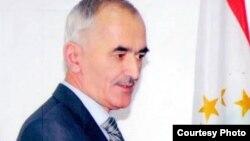 Матлубхон Давлатов в прошлом работал вице-премьером правительства Таджикистана