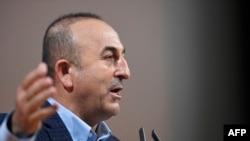 Šef turske diplomatije Mevlut Čavušoglu