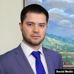 Сергій Лапенко, депутат Сімферопольської міськради від партії «Единая Россия»