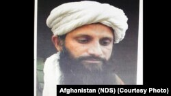 Asim Umar, who is the chief of Al-Qaeda on the Indian Subcontinent (AQIS), was killed in a September 23 operation that targeted a Taliban compound in the Musa Qala district of Helmand Province. (file photo)