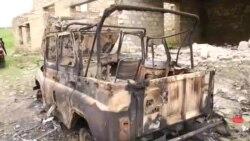 Devastation In Nagorno-Karabakh Village