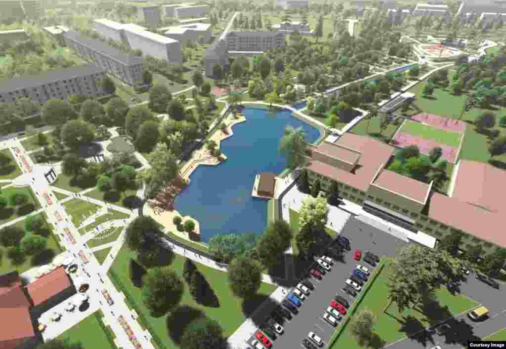 Урицкий паркы проекты