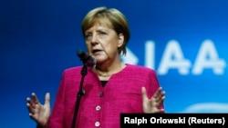 Германия канцлери Ангела Меркель.