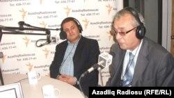 Aydın Xan və Elxan Zal Qaraxanoğlu