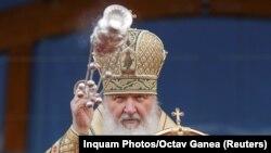 Патрыярх Расейскай праваслаўнай царквы Кірыл
