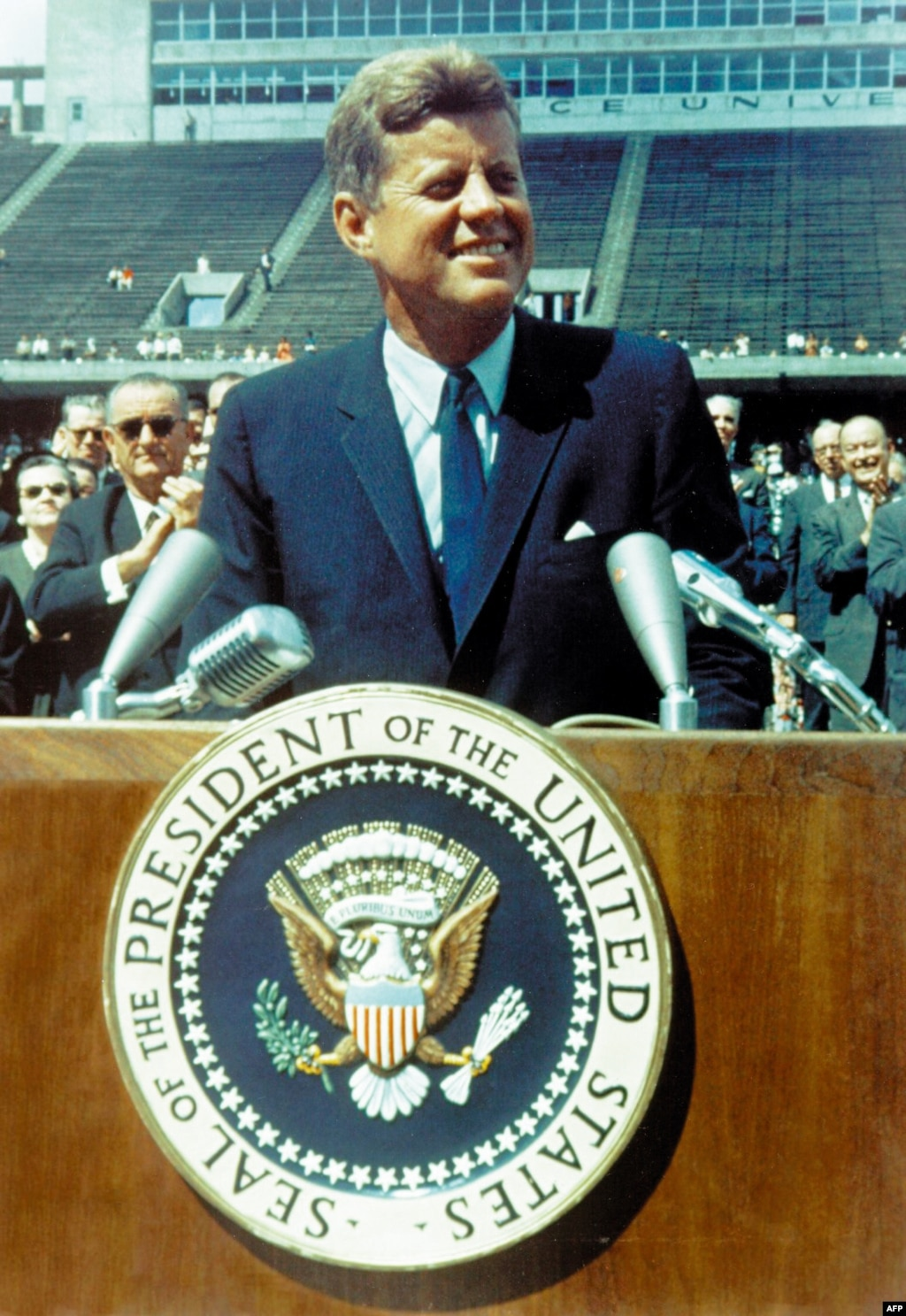 "john f kennedy speech Jfk on poetry, power, and the artist's role in society: his eulogy for robert frost , one of the greatest speeches of all time ""if art is to nourish."