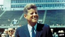 John Fitzgerald Kennedy, 1962.