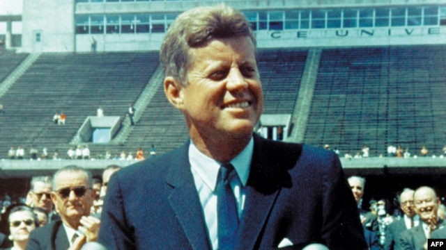 "john f kennedy's rice stadium moon He states, ""i was at rice stadium in houston when president kennedy committed us to the moon and i remember what the grass felt like, as a matter of fact, it was a grass stadium and it was, without apologizing, a thrilling moment."