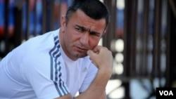 """Qurban Qurbanov, """"Qarabağ"""" futbol klubunun baş məşqçisi"""