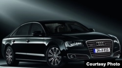 Audi A8 Tip Quattro