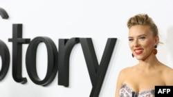 اسکارلت جوهانسون بازیگر فیلم «داستان ازدواج» نامزد بهترین بازیگر زن نقش اصلی