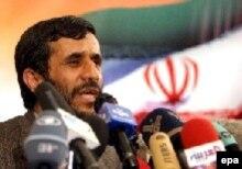 Iran -- Ahmadinejad, Mahmud (18/6/05)