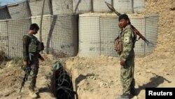 Афганские военнослужащие. Иллюстративное фото.