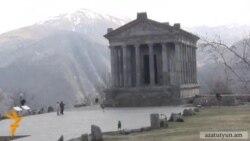 Նախարարությունը դեռ գնահատում է ռուս զբոսաշրջիկի՝ Գառնու տաճարին պատճառած վնասը