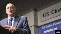 АКШ финанс министры Һенри Полсон