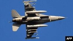 Многофункциональный истребитель американского производства F-16