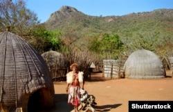 Деревня знахарей в ЮАР