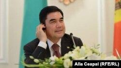 Gurbanguly Berdymukhammedov