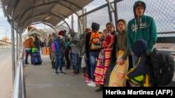 Муҳоҷирони дар ҳоли интизор. Мексика, моҳи январи 2019