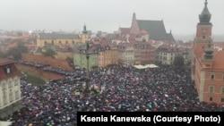 «Чорний протест» у Польщі