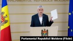 Alexandru Slusari, președintele comisiei parlamentare de anchetă
