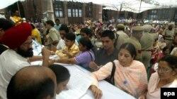 بیش از ۹۰ میلیون شهروند هندی در مرحله چهارم انتخابات پارلمانی واجد شرایط رأی دادن هستند