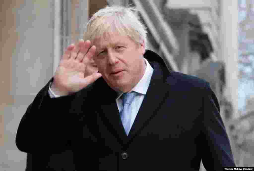ВЕЛИКА БРИТАНИЈА - Лидерите на ЕУ ја поздравија изборната победа на британскиот премиер Борис Џонсон. Тие очекуваат брз излез на Британија од Унијата и продолжување на разговорите за договор за слободна трговија, дури и тие да бидат тешки.