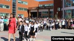 Казахско-турецкий лицей в Астане. Фото с сайта KATEV.