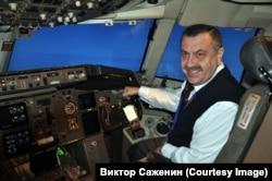 Виктор Саженин
