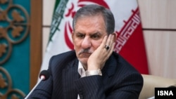 Iranian First Vice President Eshaq Jahangiri, undated