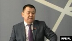 Ak-Jol member Begaly Nargozuev