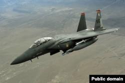 F-15 Strike Eagle ВВС Саудовской Аравии
