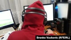 Хакер (иллюстративное фото)