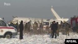 Крушение самолёта авиакомпании Bek Air, 27 декабря 2020 года