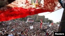 Qahirədə 8 iyul aksiyası