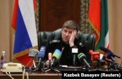 Шешенстан басшысы Рамзан Қадыров.