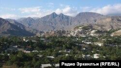 Гумбетовский район, село Чирката (архивное фото)