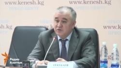 Текебаев о том, почему спикером должен быть депутат из СДПК