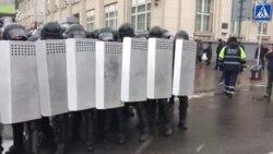 В Беларуси силовики жестко разогнали оппозиционных активистов (видео)