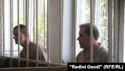 Садовничий ва Руденко дар ҷараёни муҳокима