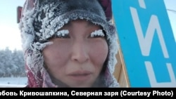 Участниц экстремального марафона в Якутии, иллюстративное фото