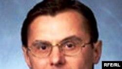 """Александр Мирчев, американский лоббист, член совета директоров фонда """"Самрук-Казына"""". Фото с сайта фонда."""