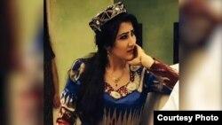 Манора Абдуфаттох. Фото из семейного архива