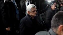 Դատախազությունը հաստատել է Սերժ Սարգսյանին և մյուսներին առնչվող գործն ու այն ուղարկել դատարան