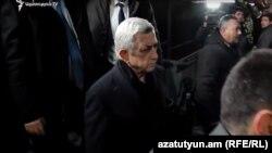 Serzh Sarkisian
