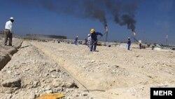 Иран нефтьчеләре