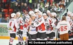 ХК «Донбас» наступні матчі проведе 15-17 липня
